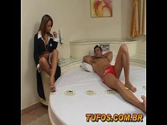 Embed seductive video category exotic (423 sec). Sexo anal com fetiche em dose dupla.